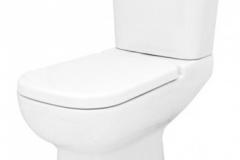 Mirage toilet suite