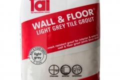 2 & 5kg light grey