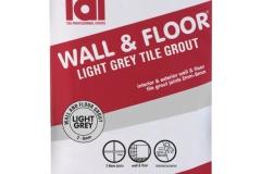 Wall and Floor Lightgrey 20kg