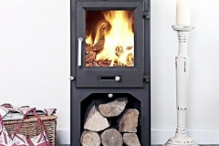 Ottawa Compact 6 KW with Log Store in situ[1]